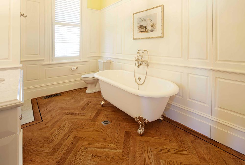 What to check before installing your new hardwood floor