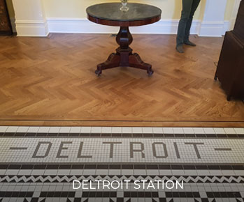 Deltroit Station