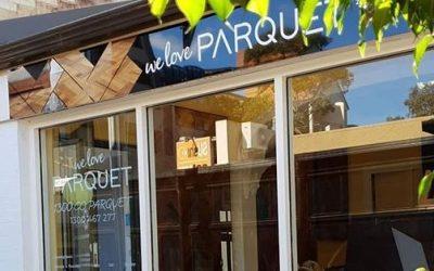 We Love Parquet Showroom at Mosman is now open
